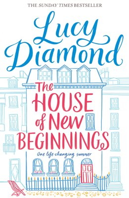 Book cover for The House of New Beginnings